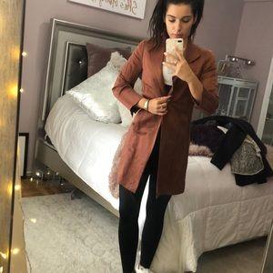 Eileen Fisher cardigan/long blazer